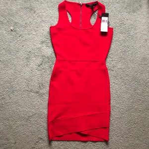 BCGB MaxAzria mini Red Dress 💯✨